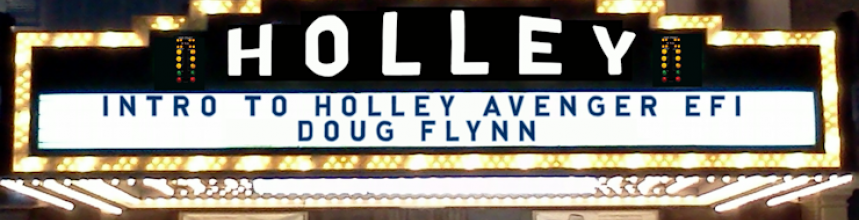 Holley Instructional Video: Introduction to the Holley Avenger Fuel Injection System