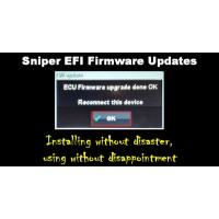 Sniper Software and Firmware Updates