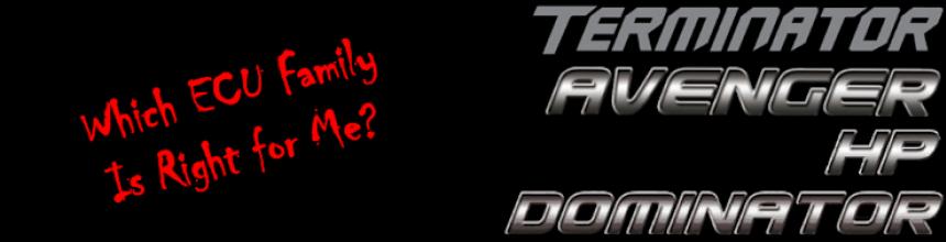 Choosing Between Holley Terminator, Avenger, HP, and Dominator
