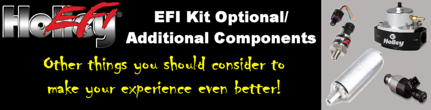 EFI Kit Additional Component Buying Guide