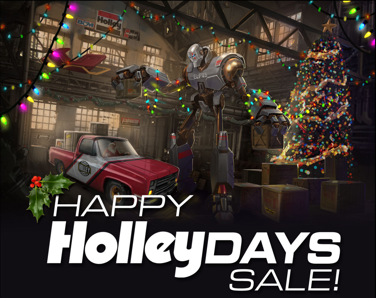 Happy Holleydays Image