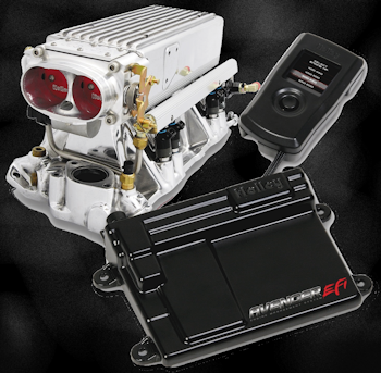 Holley Terminator MPFI Systems for GM LS Engines