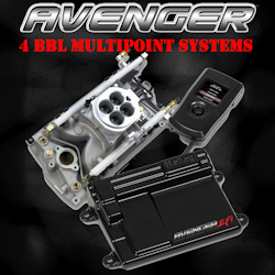 Holley Avenger Multi-Point EFI Systems