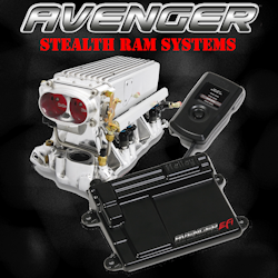 Holley Avenger Stealth Ram Systems