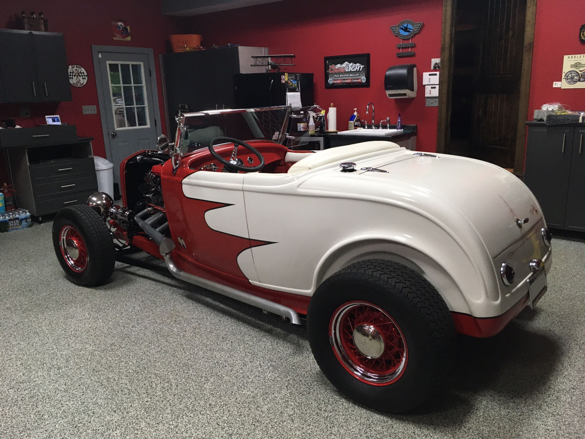 Customer Rides 32 Ford Model A With Sniper Efi 1932 Fuel Filter Custom 33 Parting View