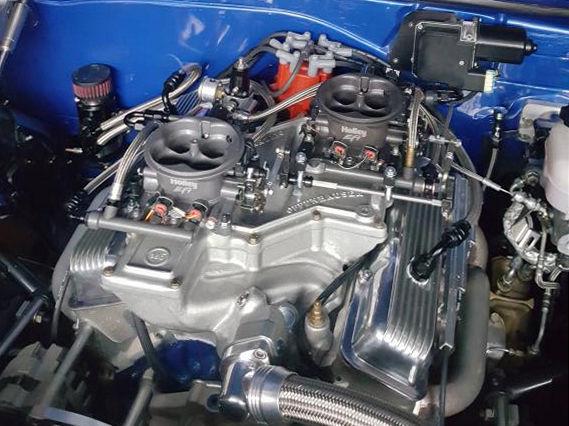 Building a Dual-Quad Throttle Body Engine | Holley EFI