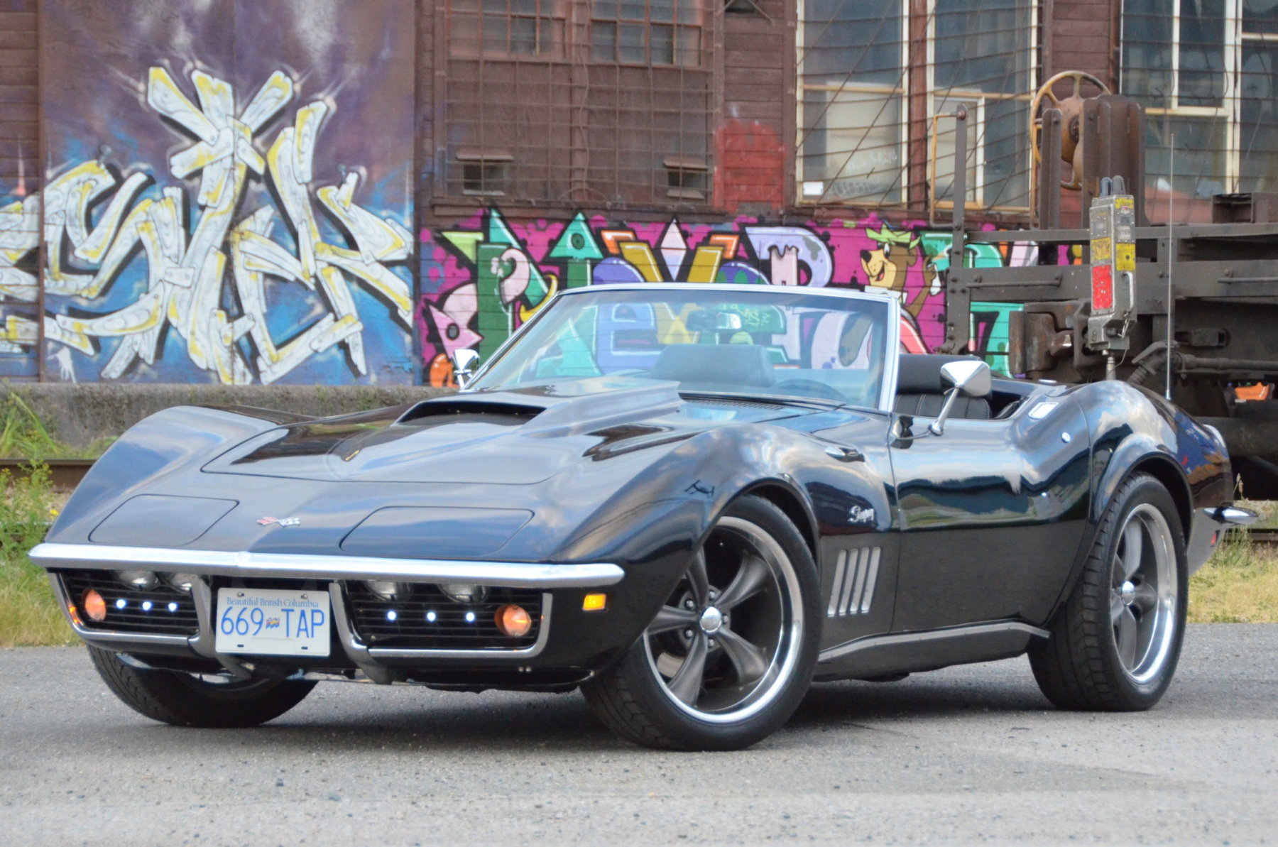 '69 Corvette Stingray Graffiti