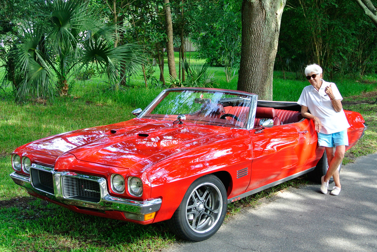 Customer Rides -- '70 Pontiac LeMans with Sniper EFI