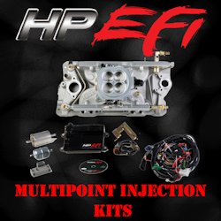 Holley HP Multi-Point Fuel Injection Kits