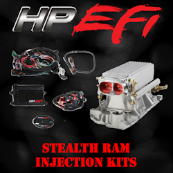 Holley HP Stealth Ram Injection Kits