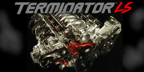 Terminator LS--Complete EFI kit for the Chevy LS Crate Engine