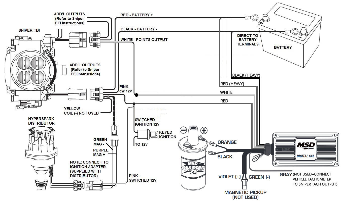 Msd 6A Ignition Box Wiring Diagram from www.efisystempro.com