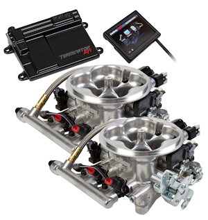 Building a Dual-Quad Throttle Body Engine | Holley EFI University