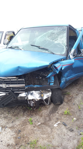 Totaled Truck (6/7)