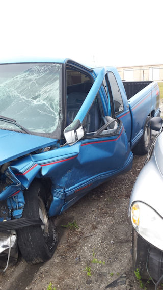 Totaled Truck (7/7)
