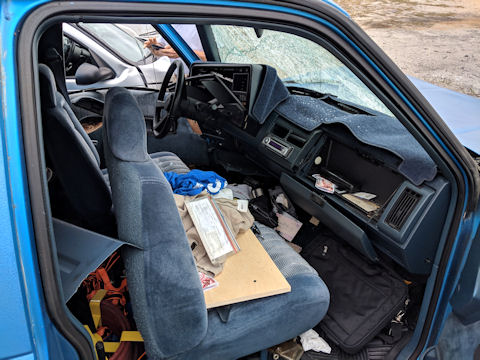Totaled Truck (4/7)