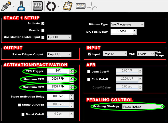 Configuring and Wiring Sniper EFI System for Nitrous Oxide